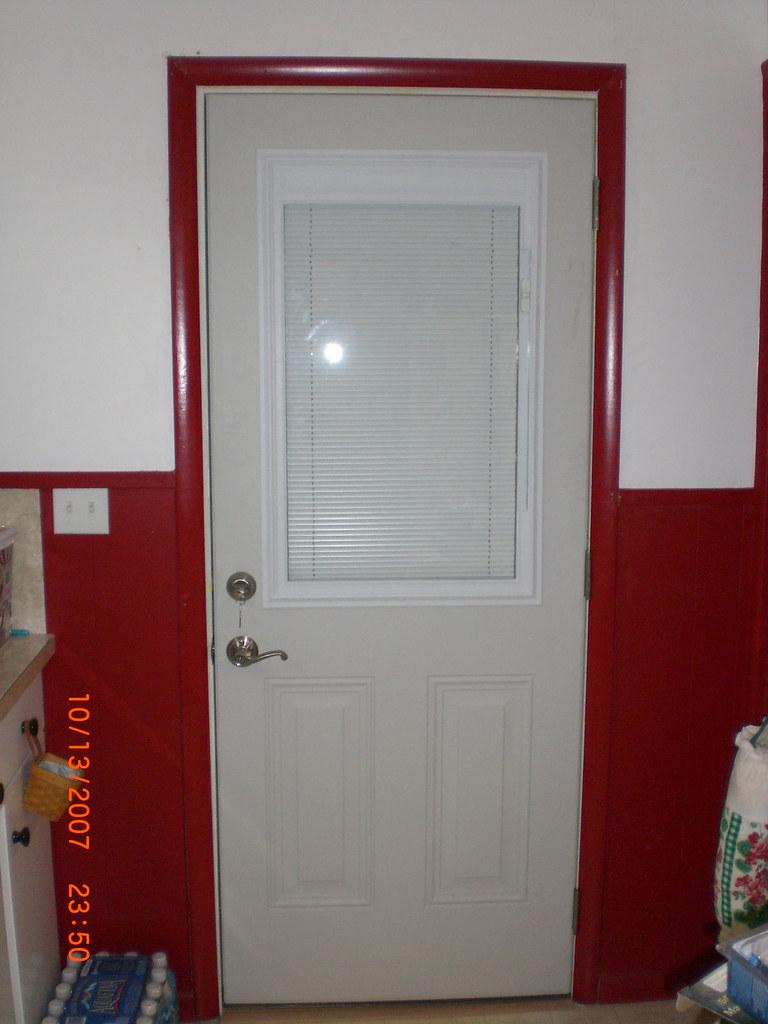 New door interior