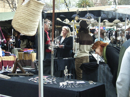 Salamanca markets