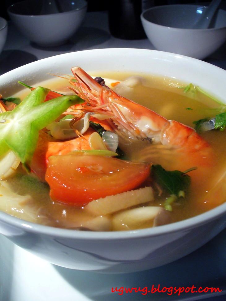 Seafood Tom Som
