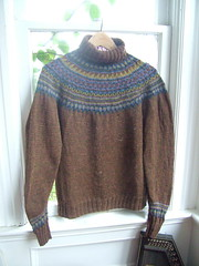 Reynolds Whiskey Retro sweater