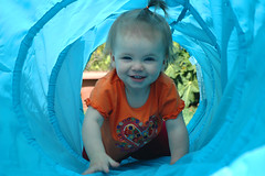 Makenna_11mos_InTheTube
