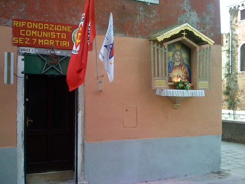 Communist Party in Venice, Alter Adjacent
