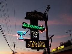 20071120 Italian Dinners