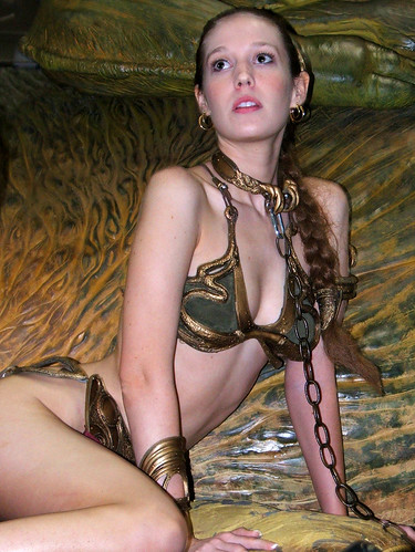 princess leia slave cosplay. Galleries | Slave Princess Leia cosplay | Flickr - Photo Sharing!