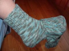 farrow rib socks II