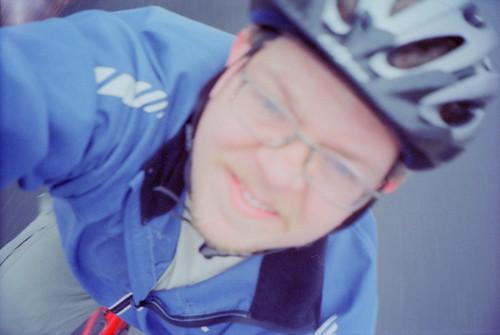 Me, riding