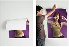 Campaña de Rexona en pósters interactivos ceslava 0