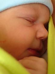 Baby boy sleeping (Focusje (tammostrijker.photodeck.com)) Tags: boy sleeping baby son