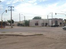 Bv. Moreno y Saavedra - Cruce rutas provinciales Nº 6 y 10