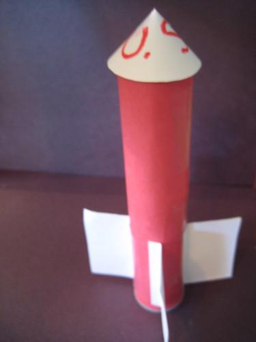 Alka-Seltzer Rocket