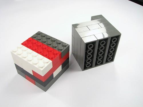 2x6 stacks