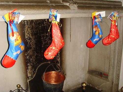 Le calze della Befana...