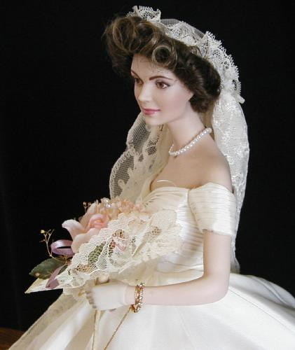jackie kennedy wedding. Jacqueline Kennedy wedding