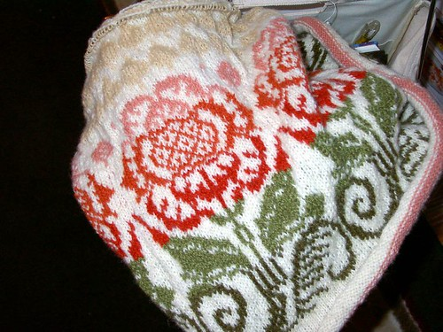 Poetry in Stitches sweater 126