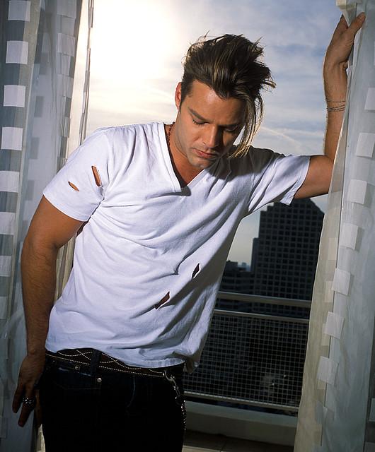 Ricky Martin by mexadrian