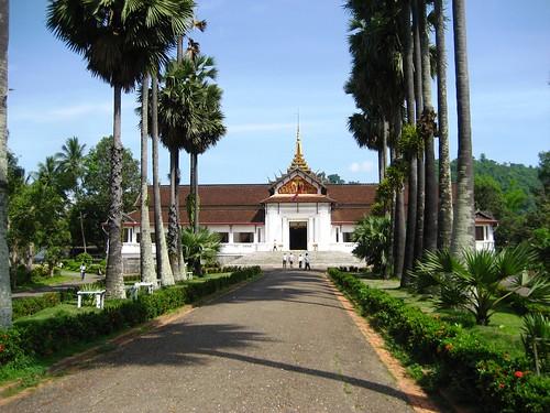 Luang Prabang Royal Palace Musuem