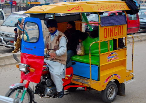 Public Transport in Pakistan | Flickr - Photo Sharing!