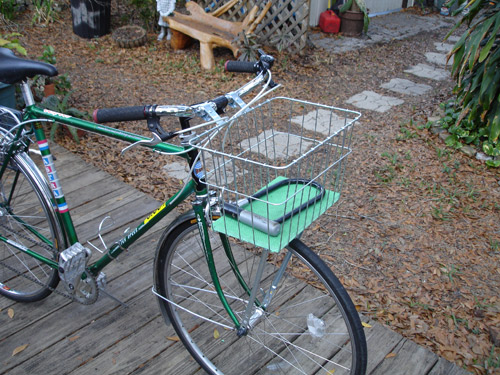 Wald basket