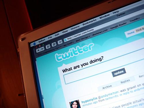 El simple objetivo de Twitter es decirle al mundo ¿Qué estás haciendo?
