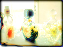 Perfume (anetz) Tags: digital perfume perfumebottles patricksuskind patricksskind perfumethestoryofamurderer alrw scentbottles fictiontranslatedfromgerman johnewoods overlayofdigitalandanalogue