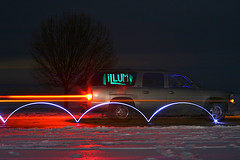 IMG_6842 (illum) Tags: longexposure light ohio art night writing canon graffiti blacklight physics nophotoshop lightgraffiti vermilion newage lightart lightwriting drawingwithlight illum camerapaintin cycloid canonxti sherodpark illumlight