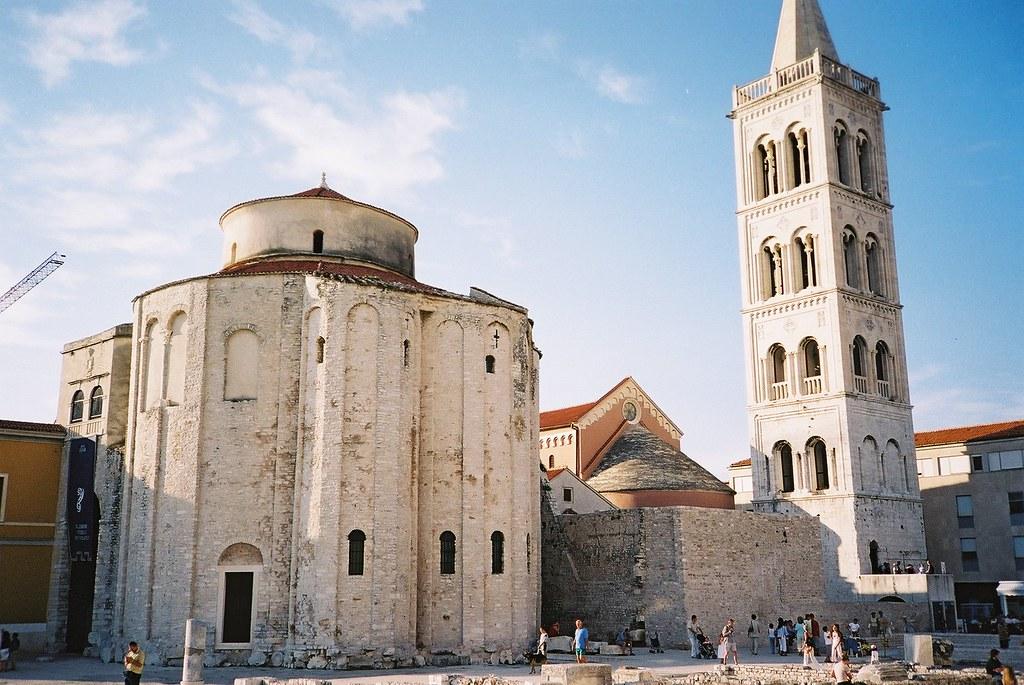 Iglesia de St.Donat, Zadar