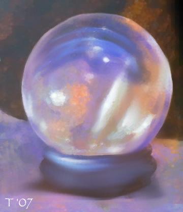 opal crystalball tig