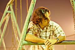 Is it me you're looking for ؟? (aZ-Saudi) Tags: portrait 50mm nikon arabic explore saudi arabia d200 ksa alhasa السعودية سعودي الاحساء arabin ِarabs