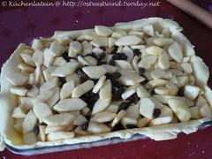 Apfelpasteten-Kuchen der russischen Großmutter 005
