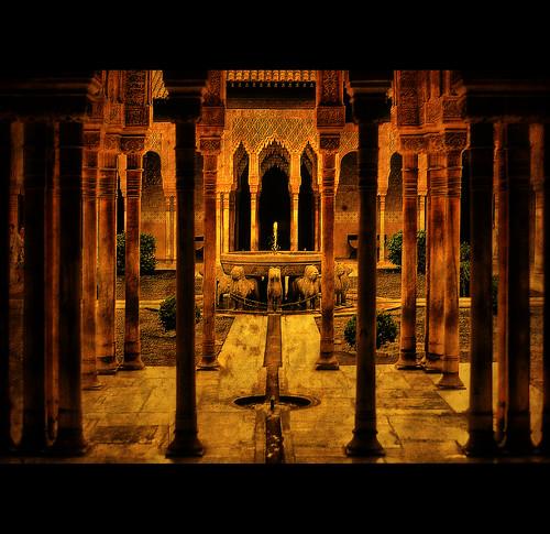 La Alhambra, denominada así 2011