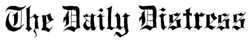 daily distress masthead