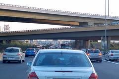 Sunday Afternoon Traffic