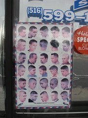 The Barber Hairstyle Guide