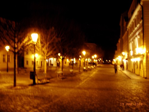 Praga by night - Kampa