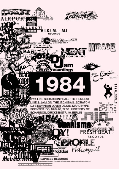1984 RAP HISTORY