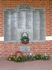 WWI Honour Roll, Dimboola