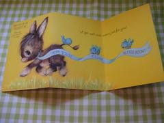 Hmmmm.... (amber e/ Love Nest) Tags: vintage may donkey greetingcard 08