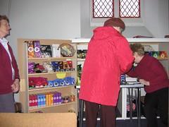 Fair Trade Stall at Trinity Church