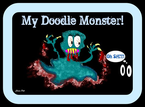 My Doodle Monster