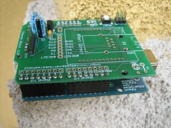 Xport Shield on Arduino
