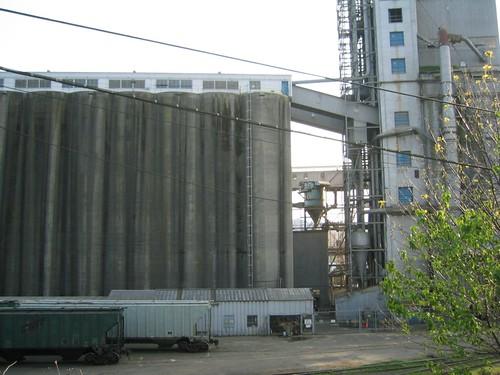 Portland, OR Grain Silo
