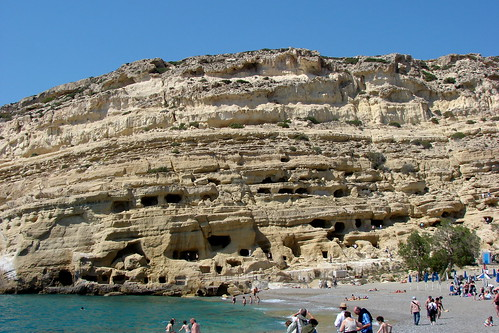 Caves of Matala