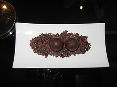 Park Hyatt Chicago: Caramel chocolates