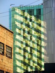 rfx1 (caricia solar) (sun caress) (ix 2015) Tags: sun verde green mxico facade mexico glasses mirror solar reflex df spiegel vert espejo miroir caress fachada reflejos caricia reflexes monumentoalarevolucin vidrios chilangolandia israfel67