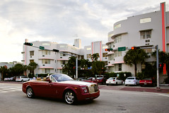 miami beach (miami fever) Tags: public rollsroyce phantom miamibeach coupe greatesthits drophead scottstorch
