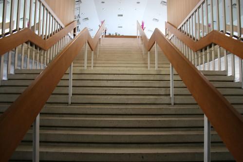 Original 60s staircase