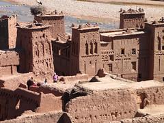 En Cuadros (Carlitos) Tags: africa morocco maroc marruecos ksar kasbah  atbenhaddou soussmassadra  almarib  athbenhadu