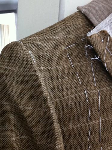 Napoli su misura silk-linen jacket 04