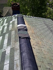 Ridge Vent | Exhaust Vent Install - Mr Roof Repair (MrRoofRepair.ca) Tags: toronto ridge etobicoke hip mississauga gta oakville roofing exhaustvent roofrepair ridgevent roofingpictures roofcontractor mrroofrepair torontoroofer hipandridgecap