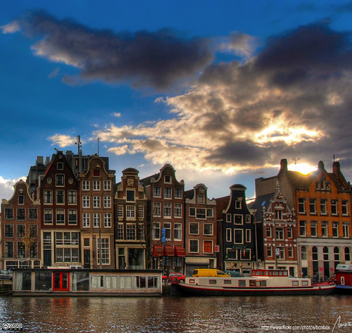 Amsterdam por MorBCN - vacation (somewhere in France).